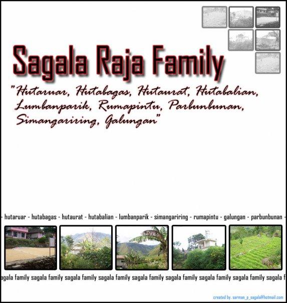 Sagala Raja Cover