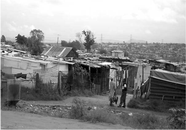 Informal Settlement Regulation