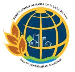 logo baru atr bpn
